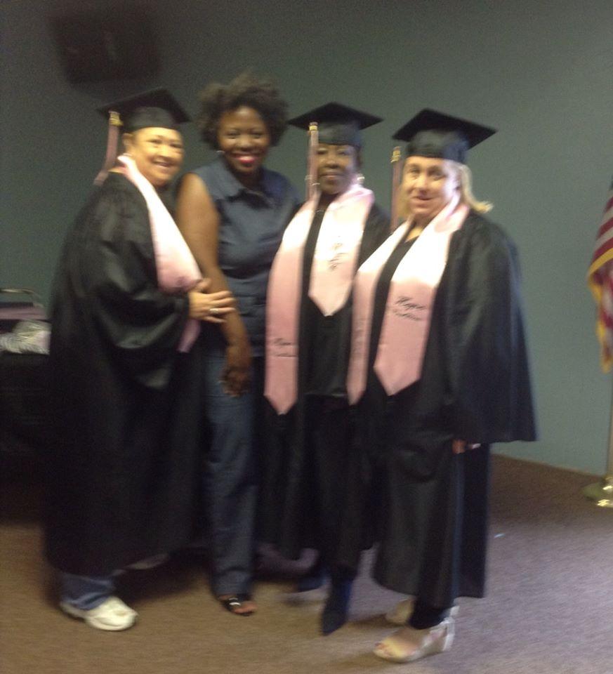 CWJC Spring 2014 Graduation